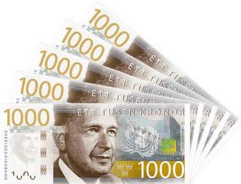 5000 kr som jag tjänart på att köpa aktier