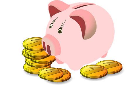 Spara pengar i det konto som ger den bästa räntan