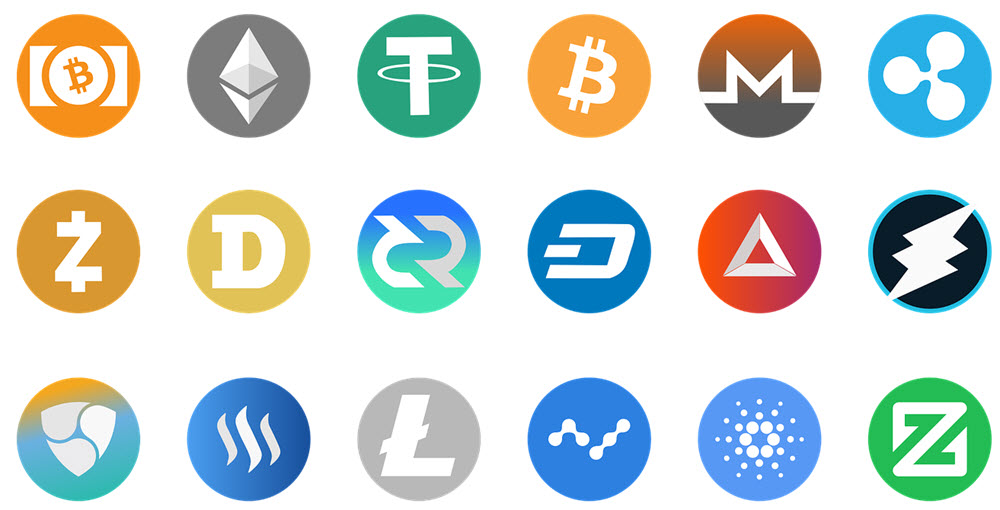 kryptovalutor (logos)