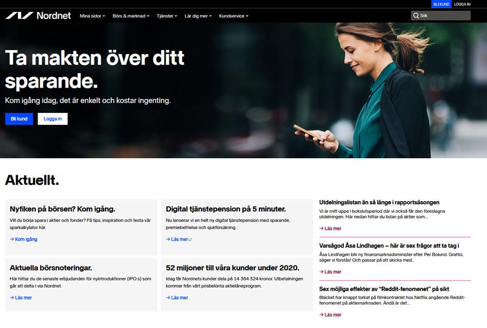 nordnet online
